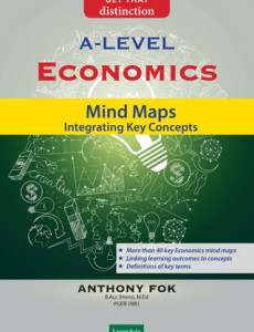 GCE 'A' Level Economics: Mind Maps Integrating Key Concepts